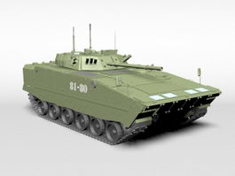 Type 04 IFV 3d preview