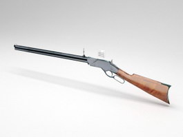 Henry Rifle 3d preview