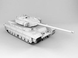 German Super Heavy Tank 3d preview