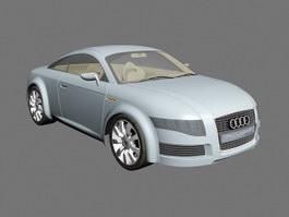 Audi Nuvolari quattro 3d preview