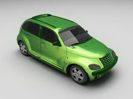 Chrysler Car PT Cruiser Classic 3d preview