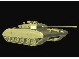 Military Tank 3d preview