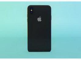 iPhone C4D R19 3d model preview