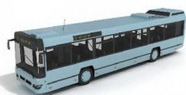 Bus 3d preview