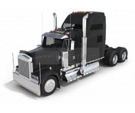 Truck 3d preview