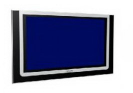 Philips LCD 3d model preview