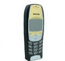 Nokia mobile phone 3d model preview