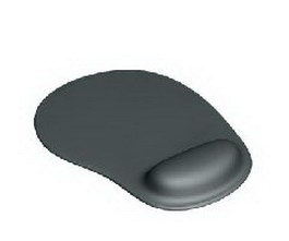Mouse pad 3d model preview