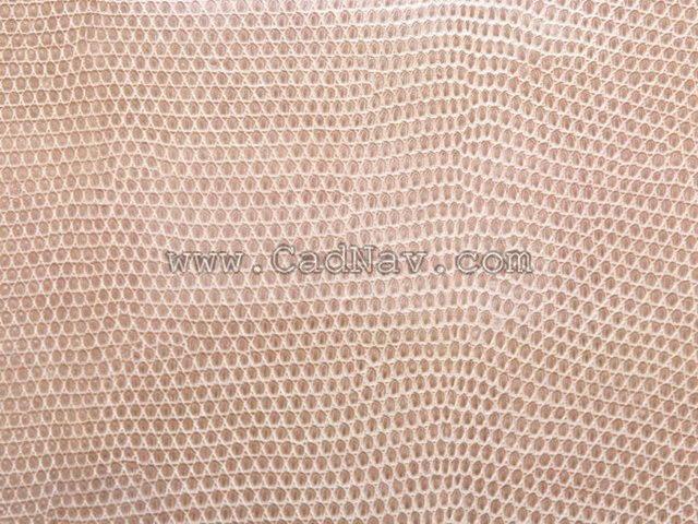 Snake grain pu leather texture