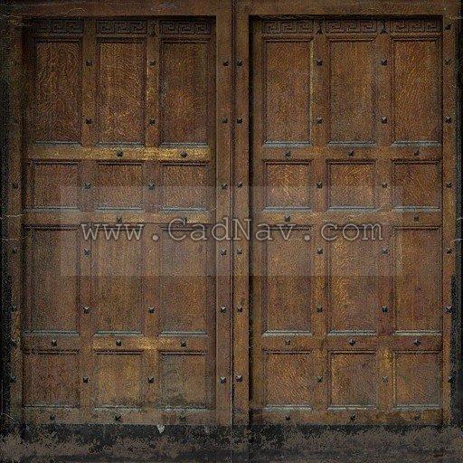 Carve patterns wood doors texture