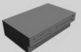 PS2 3d model preview