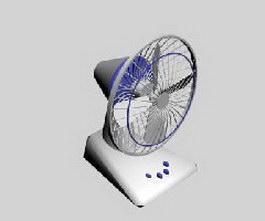 Portable Fan 3d preview