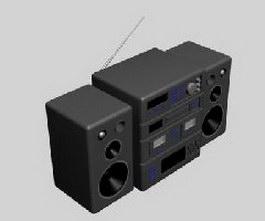 Mini desktop stereo 3d preview