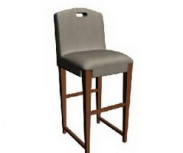Ilinois home Bar Stools 3d preview