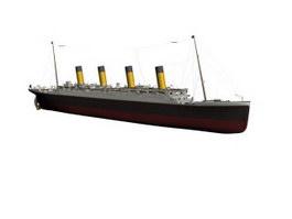 Titanic 3d preview