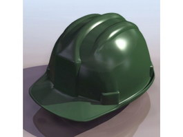 Safety helmet 3d preview