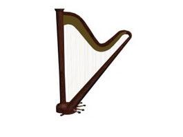 Harp 3d preview