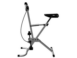 Mini Trainer Exercise Bike 3d preview