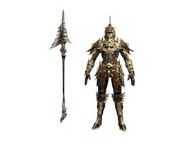 Dragon Knight 3d preview