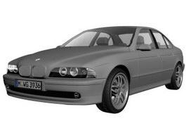 BMW E39 3d preview
