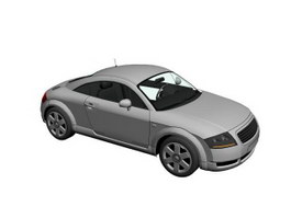 Audi TT Roadster 3d preview