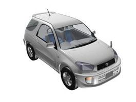 Toyota Rav4 3d preview