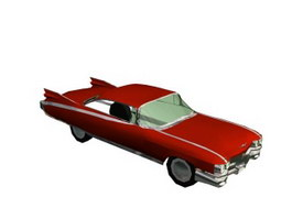 Cadillac Eldorado Biarritz 1959 3d model preview