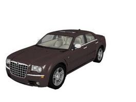 Chrysler 300 Executive car 3d model preview