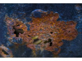 Rust Corrosion Perforation texture