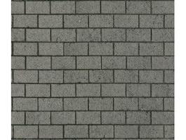 Standard paving brick texture