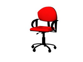 Eames Office Chair 3d model preview