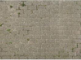 Antique brick wall texture