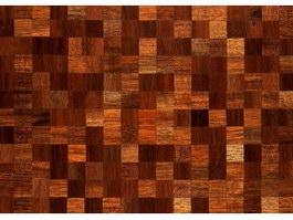 Square edge hardwood flooring texture