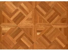 Antique parquet wood flooring texture