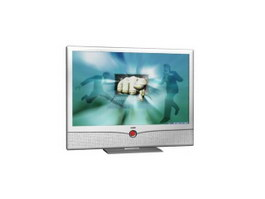 LOEWE LCD Display 3d model preview
