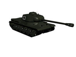 Infantry tanks 3d preview