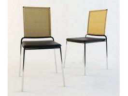 Rattan Leisure Chair 3d preview