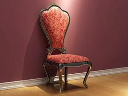 Chiavari wedding chair 3d preview