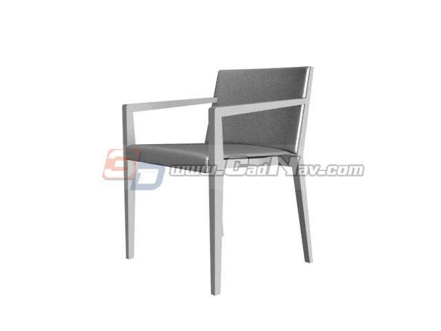 Sheraton Chair for Dining Room 3d rendering