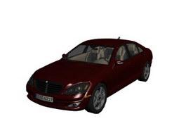 Mercedes-Benz S-Class 3d model preview