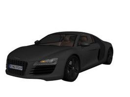 Audi A8 3d model preview