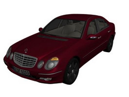 Mercedes-Benz E-Class 3d preview
