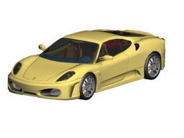 Ferrari F430 3d model preview