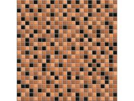 Seamless mosaic pattern texture