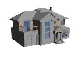 Elite housing 3d preview