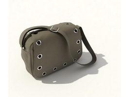 Bags handbags fashion 3d model preview
