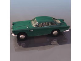 Aston Martin DB5 Grand tourer 3d preview
