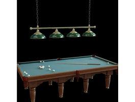 Carom pool billiards 3d preview
