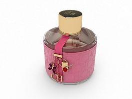 Carolina Herrera CH Perfume 3d model preview