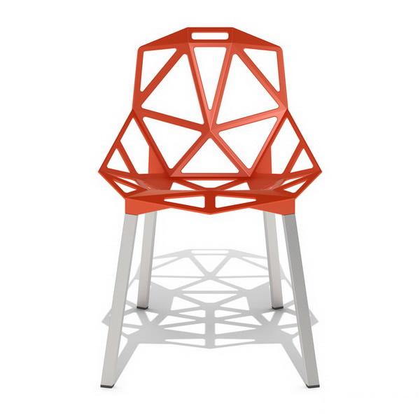 Magis Garden Chair 3d rendering